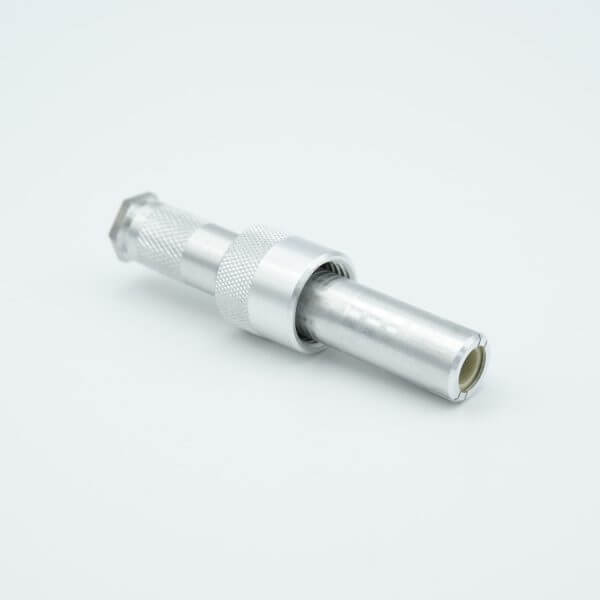 MPF - A0843-1-CN SHV Coaxial Connector, Bakeable, Air-side, 7,500 Volts, 3 Amps